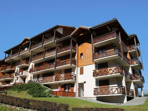 Apartment Les Hauts de St Gervais.9 : Apartment near Passy