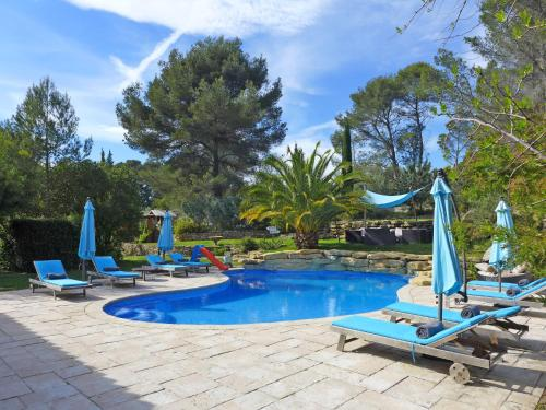 Holiday Home L'Hacienda : Guest accommodation near Le Castellet