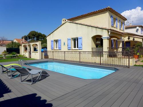 Holiday Home Bella Vita : Guest accommodation near Saint-Cyr-sur-Mer