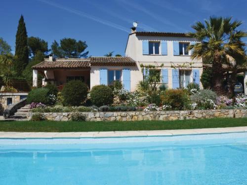 Holiday Home Villa Centifolia : Guest accommodation near Peymeinade