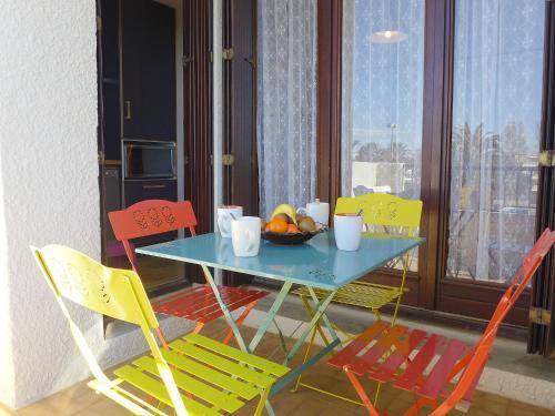Apartment Les Voiliers : Apartment near Villelongue-de-la-Salanque