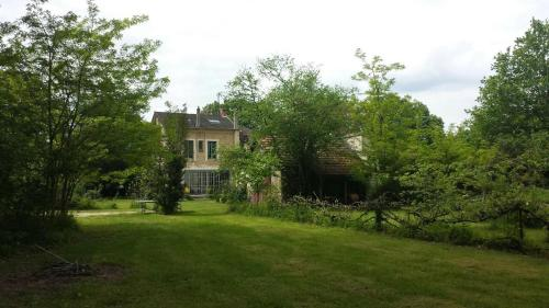 Clos Seailles : Guest accommodation near Vaux-le-Pénil