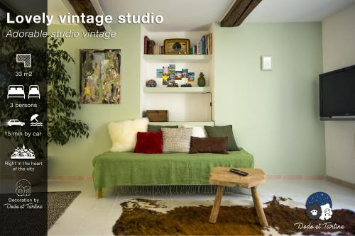 Studio Vintage - Dodo et Tartine : Apartment near La Crau
