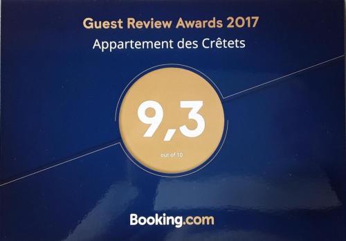Appartement des Crêtets : Apartment near Combloux