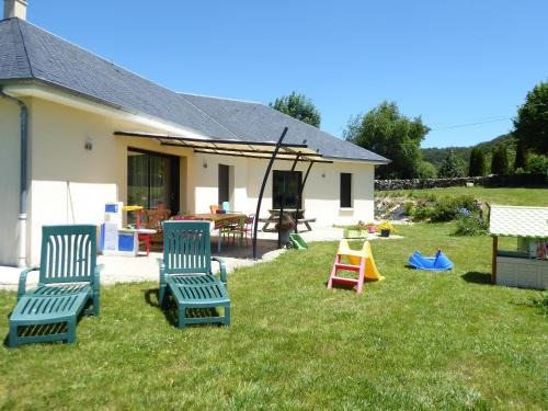 La villa d'Emma : Guest accommodation near Flavin