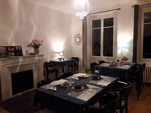 LA TÊTE SUR L'OREILLER : Guest accommodation near Trignac