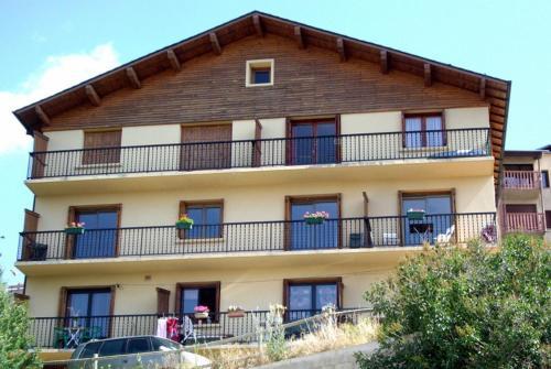 Chalet Les Lupins T2 : Apartment near Eyne