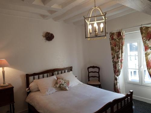 Le Montgacel : Guest accommodation near Saint-Quentin-de-Blavou