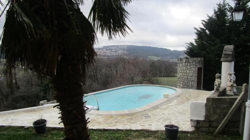 Fouettara : Guest accommodation near Boisset-Saint-Priest
