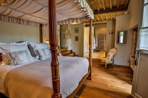 Le Manoir De Beauregard : Bed and Breakfast near Saint-Félix-de-Villadeix