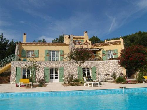 Le Mas des Tarentes : Bed and Breakfast near Trans-en-Provence