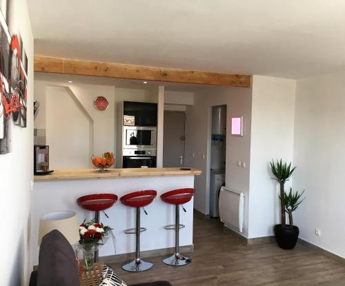 Port de Toulon / Stade Mayol : Apartment near Toulon