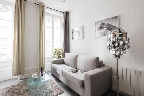 DIFY Glamour - Place des Brotteaux : Apartment near Lyon 6e Arrondissement