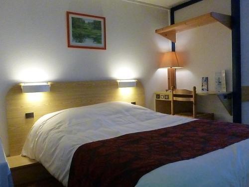 Brit Hotel Poitiers Beaulieu : Hotel near Jardres