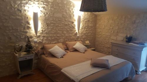 Clos des Morillons : Bed and Breakfast near Saint-Julien-de-l'Escap