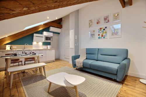Appartements Design Hypercentre : Apartment near Toulouse