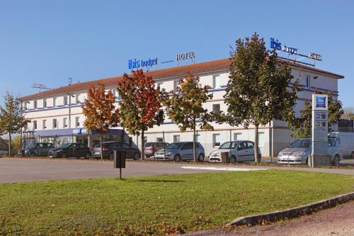 ibis budget Poitiers Nord Futuroscope : Hotel near Chasseneuil-du-Poitou