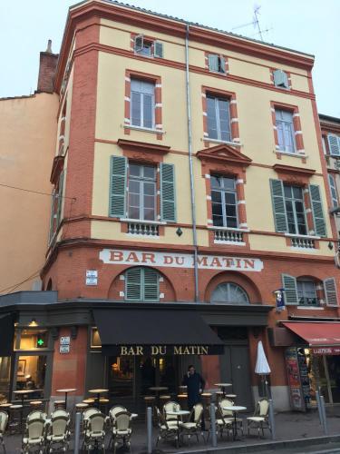 Studio des Carmes : Apartment near Toulouse