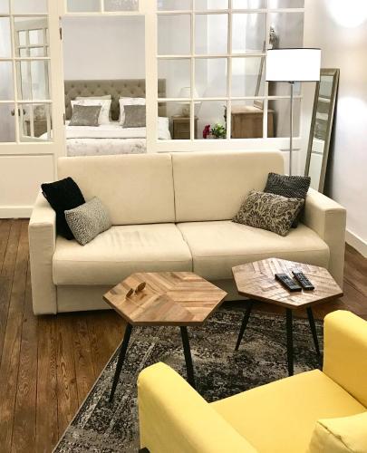 Magnifiques Appartements Hyper Centre : Apartment near Nantes