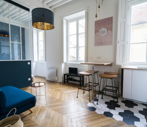 Doyenné : Apartment near Lyon 2e Arrondissement