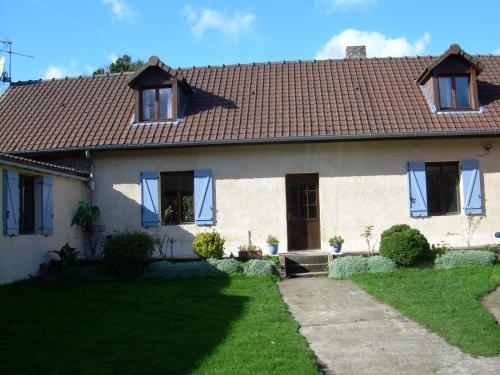 Le Clos de Vitermont : Guest accommodation near Warloy-Baillon