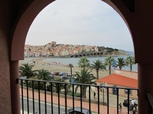 Apartment Appartement en front de mer : Apartment near Banyuls-sur-Mer