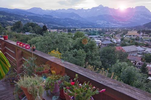 Le Mont Fleuri Saint Gervais Les Bains : Apartment near Passy