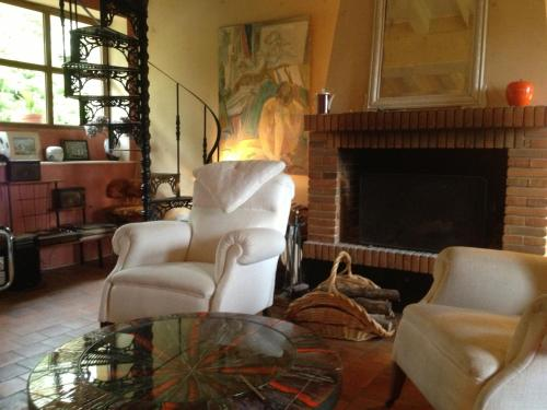 La Gaudaine : Guest accommodation near Saint-Cyr-la-Rosière