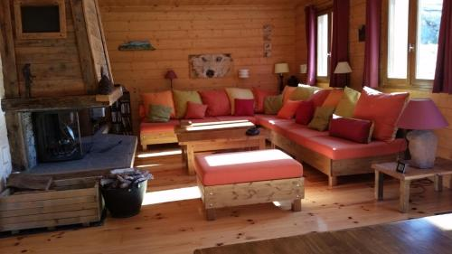 Chalet Duval : Guest accommodation near Vars