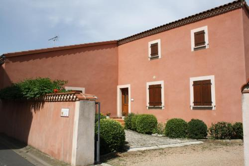 Le Patio : Guest accommodation near Boudes