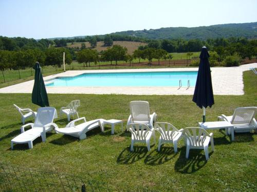 Holiday home Chemin des Combes : Guest accommodation near Salviac