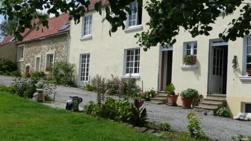 Le clos de Tournes : Bed and Breakfast near Hesdin-l'Abbé