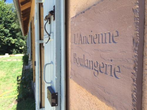 L'Ancienne Boulangerie : Guest accommodation near Sarrazac