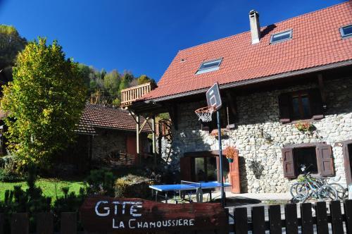 Gîte la Chamoussière : Guest accommodation near Villard-Bonnot