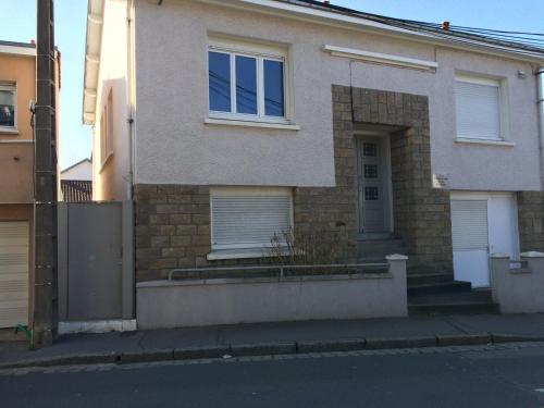Jost : Apartment near Orvault