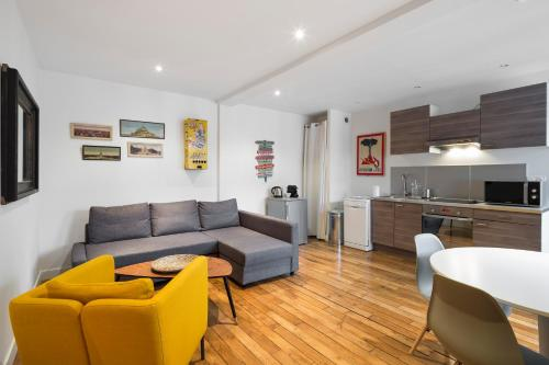 Les Jacobins : Apartment near Montreuil-le-Gast