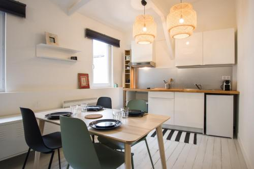 Le Louis : Apartment near Vieille-Toulouse
