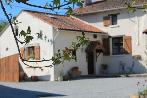 The Old Orchard : Guest accommodation near Saint-Léger-Magnazeix