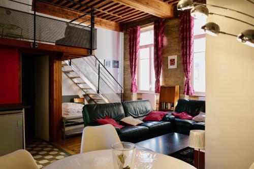 Le Loft Des Canuts : Apartment near Lyon 4e Arrondissement