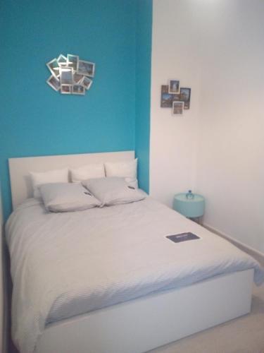 Appartement 4 personnes avec lit cabane de plage : Apartment near Boulogne-sur-Mer