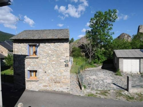 House Querigut - 2 pers, 45 m2, 2/1 : Guest accommodation near Counozouls