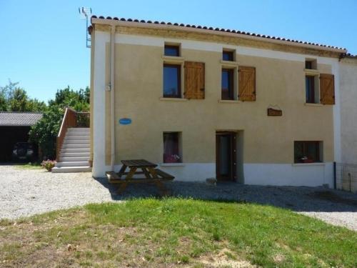 House Gîte de lapenne : Guest accommodation near Pécharic-et-le-Py