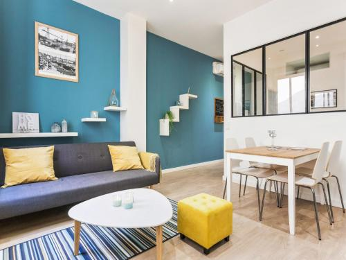Welkeys Apartment - Vieux Port Marseille : Apartment near Marseille 7e Arrondissement