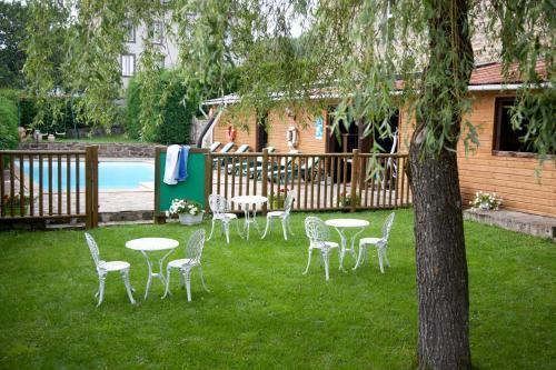 Le petit breuil : Hotel near Beissat