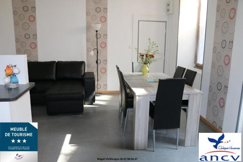 L'appart Millau : Apartment near Millau