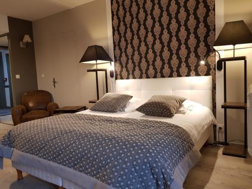 Suite Hôtel La Loggia By M Spa : Hotel near Deauville
