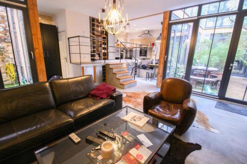 Luckey Homes - Rue de Meaux : Guest accommodation near Paris 19e Arrondissement