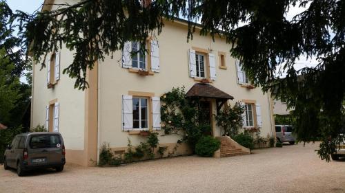 Maison Carré : Guest accommodation near Vitry-en-Charollais
