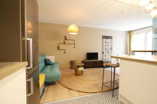 Mon Appart A VILLON-MONPLAISIR : Apartment near Vénissieux