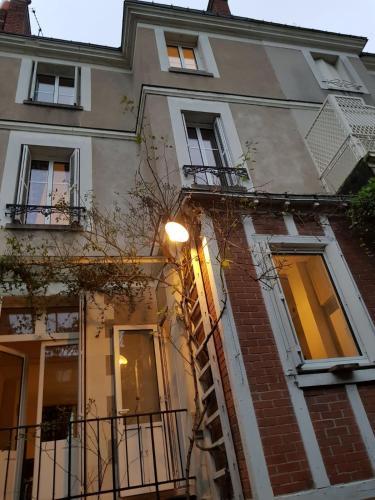 La Maison Fouquet : Guest accommodation near Tours